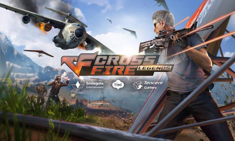 สาดกระสุนกันแล้ว CrossFire: Legends อีกหนึ่งทางเลือกสาย Battle Royale