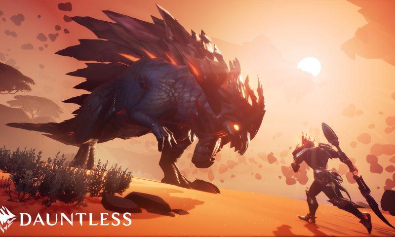 Dauntless แนะนำชุดเกราะที่เหมาะกับอาวุธ หอก ในเกาะที่ 5