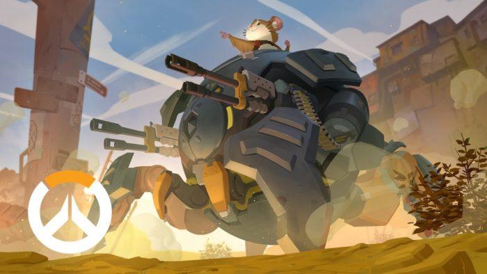 ไลก์รัวๆ Overwatch เปิดตัว Wrecking Ball ฮีโร่สายแทงก์คนใหม่