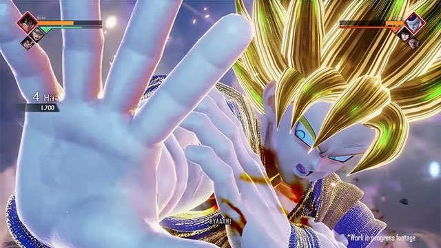 jump force new gameplay 00