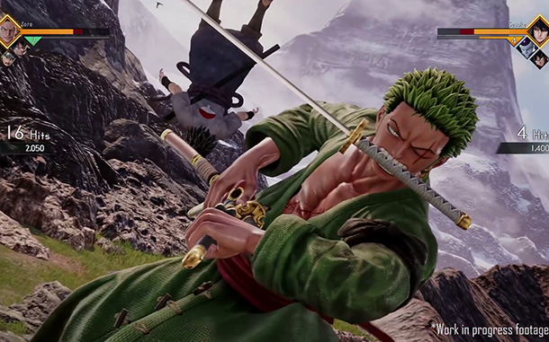 jump force new gameplay 01