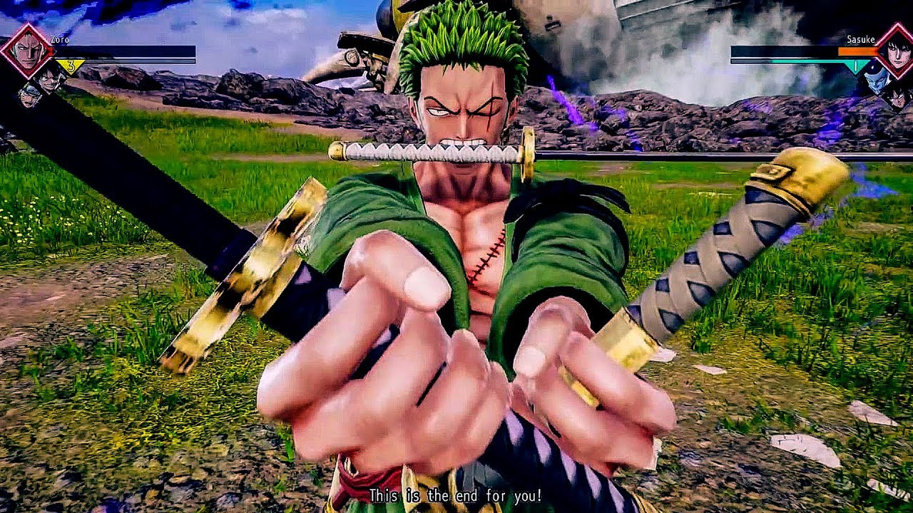 jump force new gameplay 02