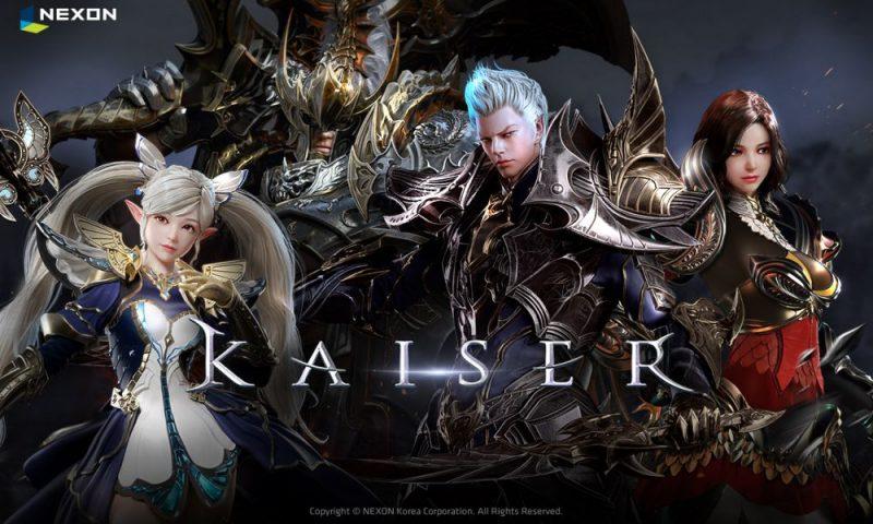 Kaiser โคตรเกมโมบาย 3D MMORPG เปิดให้พิสูจน์ความเทพแล้ววันนี้
