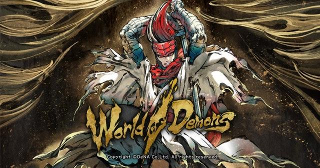 เหล่าซามูไรพร้อมมั้ย World of Demons ท้าล่าปิศาจโอนิบนสโตร์ iOS วันนี้