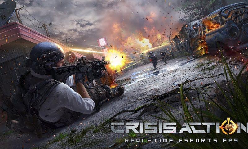 Crisis Action สุดมือถือ FPS สุดมันส์อัพเดท เซอร์ไววัลโหมด