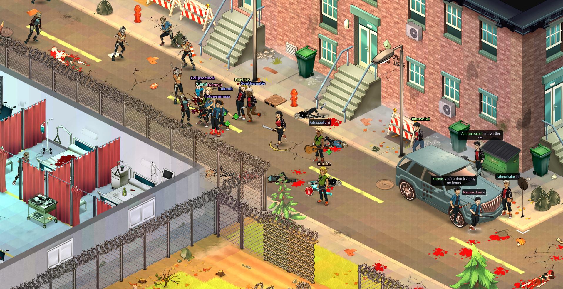 Dead Maze Screenshots 2372018