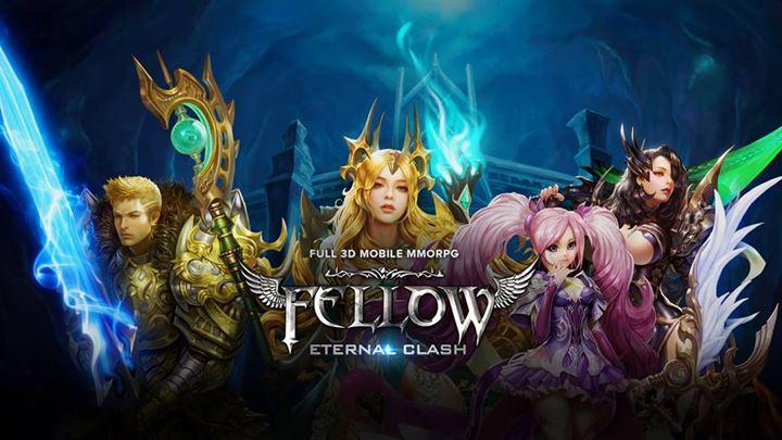 รีวิวเกม Fellow เกมมือถือ MMORPG Open World ต้องเล่น ที่มีดีกว่าตาเห็น