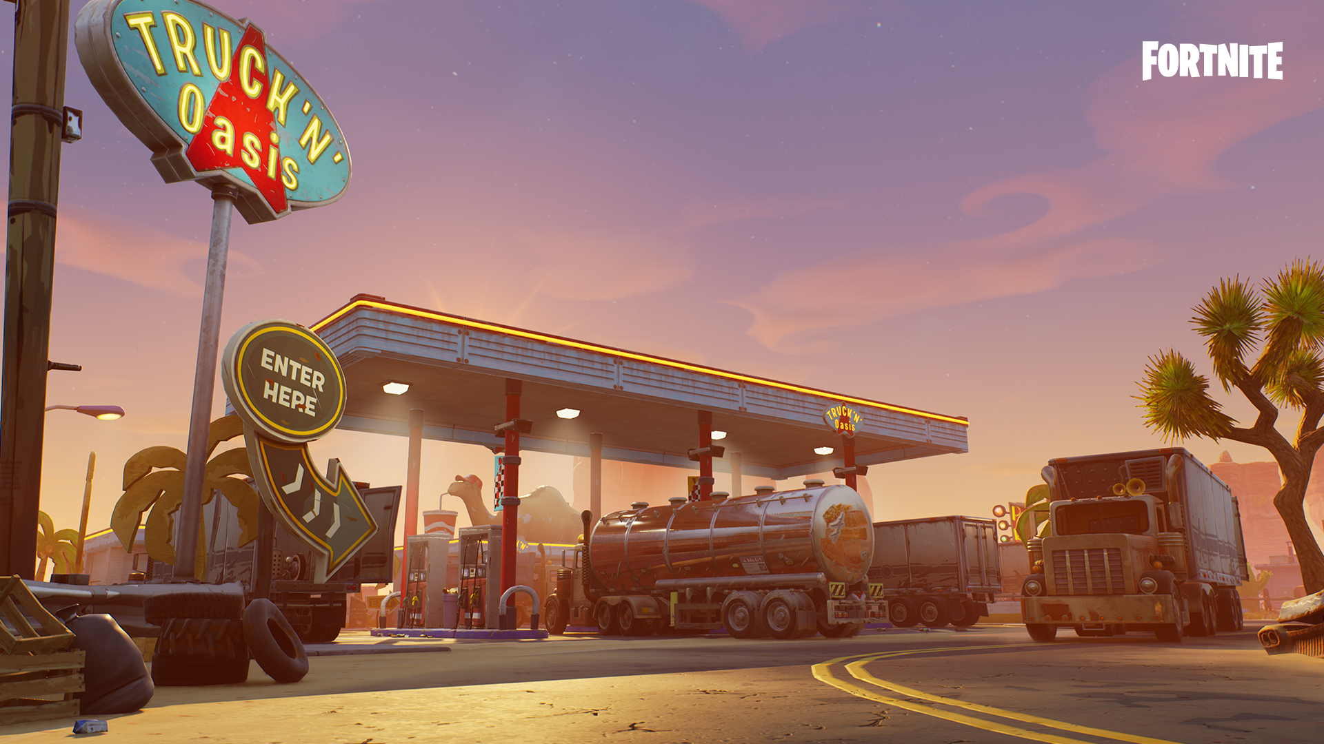 Fortnite Canny Valley 2672018