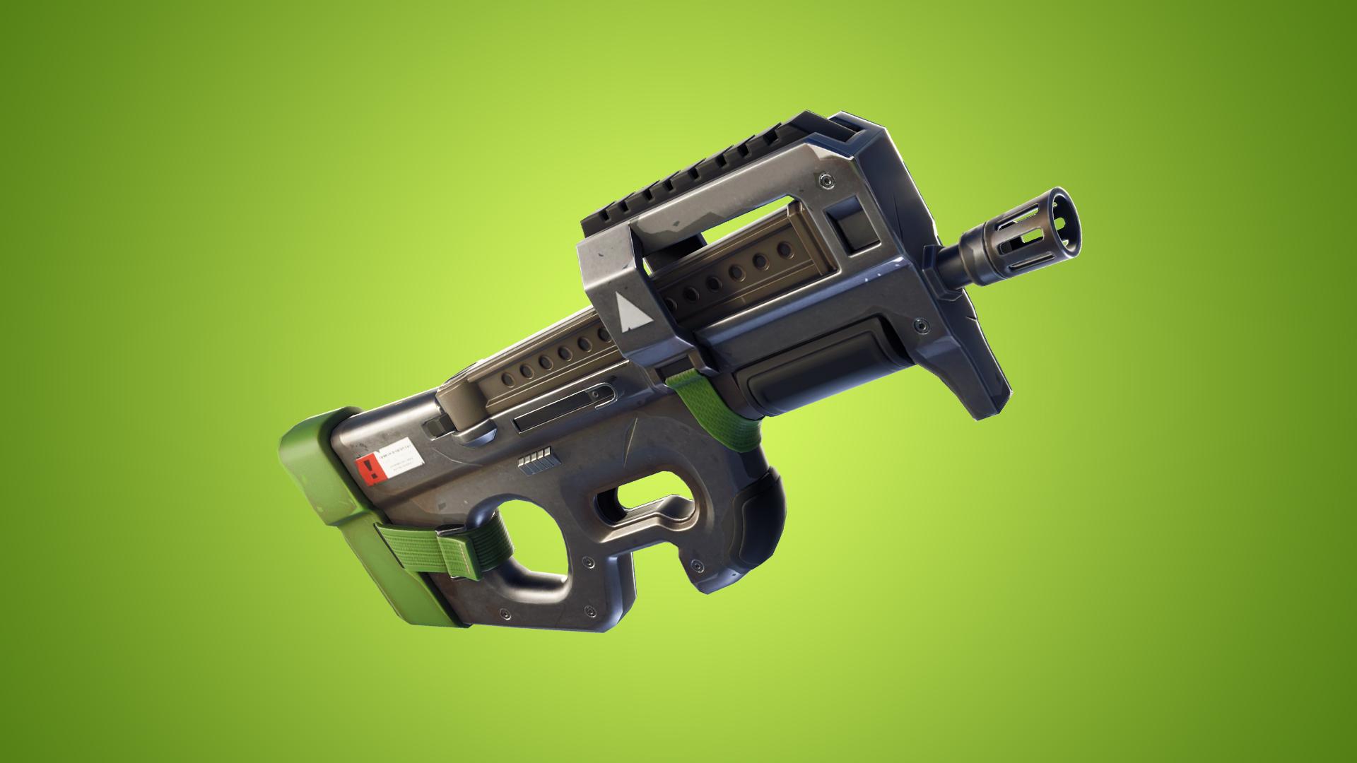 Fortnite SMG 2672018
