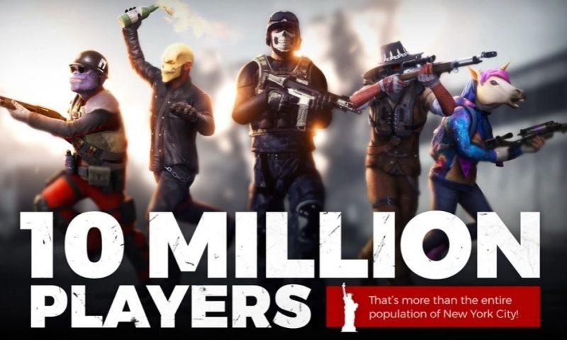 ยังไม่หมดหวัง H1Z1 ยอดผู้เล่นบน PS4 ทะลุ 10 ล้านคนแล้ว