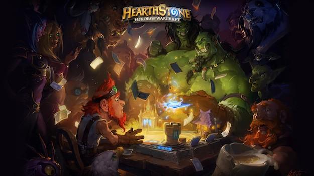 Hearthstone Global Games รับชมรอบอุ่นเครื่อง 2 วันเต็ม