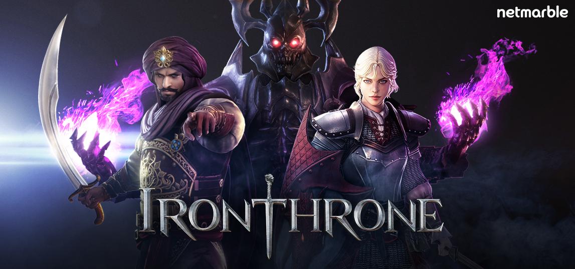 Iron Throne Update
