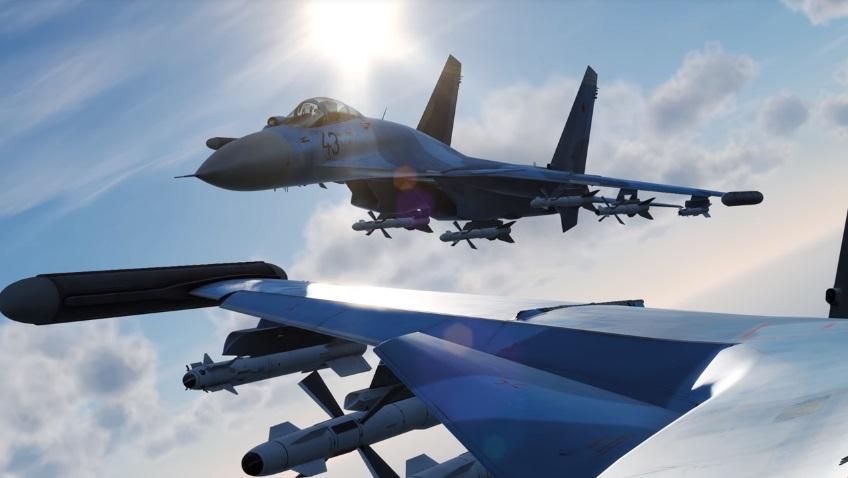 Modern Air Combat เกมขับเครื่องบินรบยุคใหม่จากผู้สร้าง DCS World