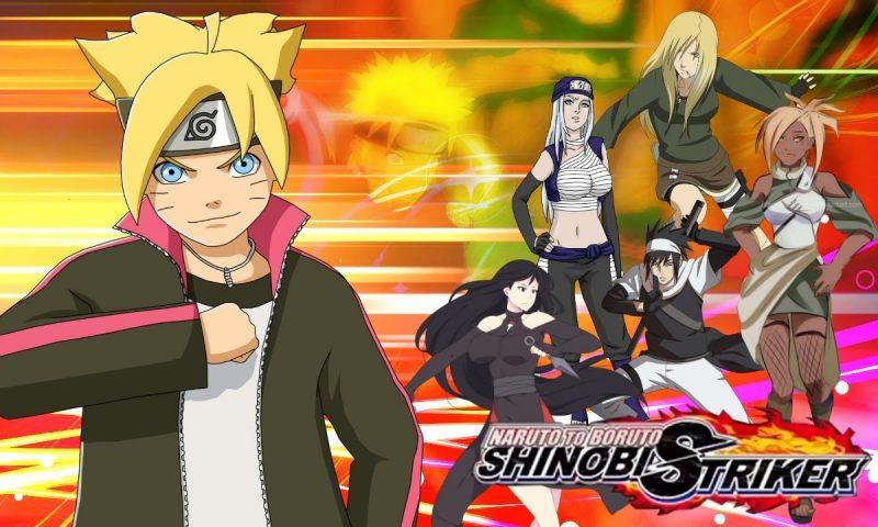 Naruto to Boruto: Shinobi Striker ปล่อยตัวอย่างใหม่อวดระบบต่อสู้สุดเจ๋ง