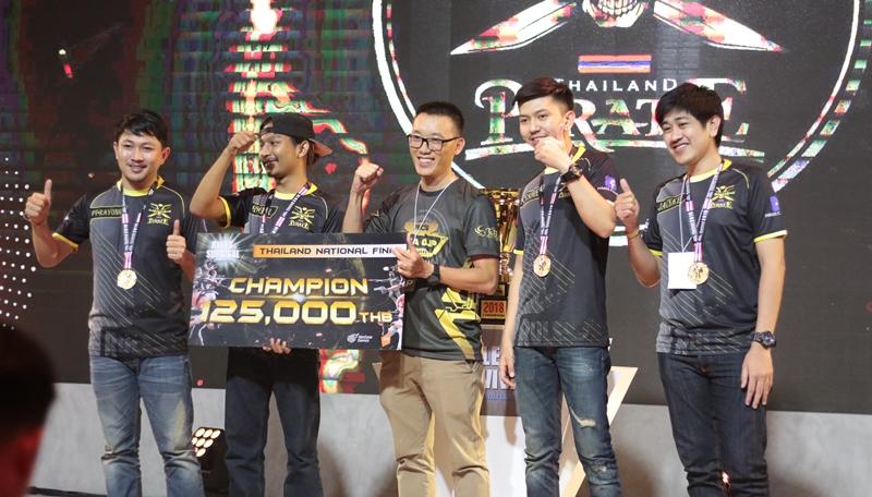Esports เริ่มมา ทีมไทย OFGOD คว้าแชมป์ RoS SEA CUP 2018