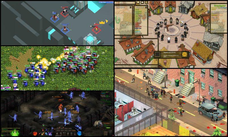 5 เกมเว็บออนไลน์ กราฟฟิกแจ่มไม่ต้องดาวน์โหลดสนุกแน่นอน