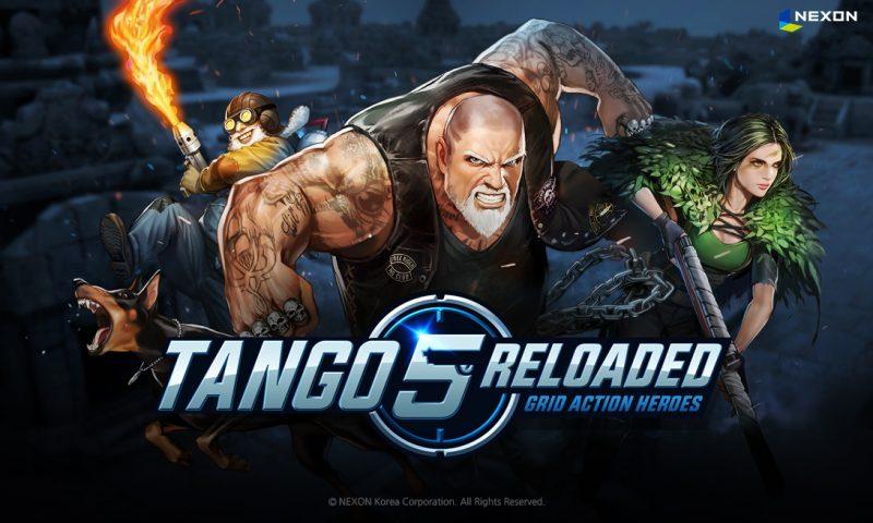 Tango 5 Reloaded เกมน้องใหม่จาก Nexon เปิดสอบแล้ววันนี้