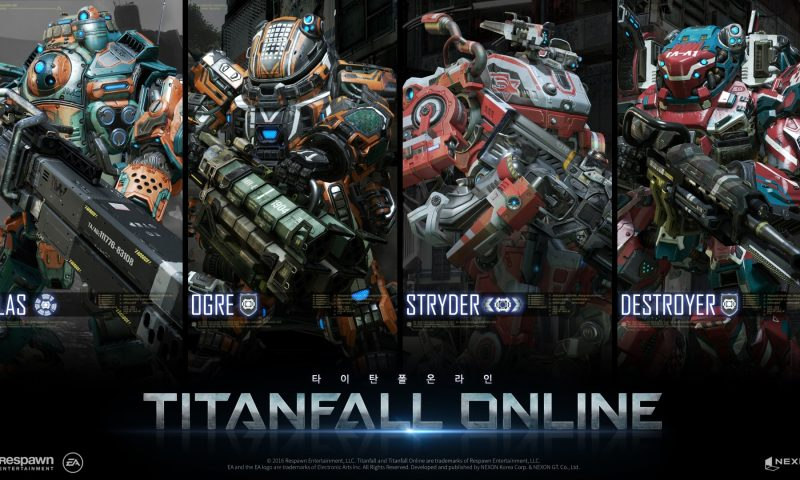 ดับฝันคนขับหุ่น Titanfall Online ประกาศยุติการพัฒนาแล้ว