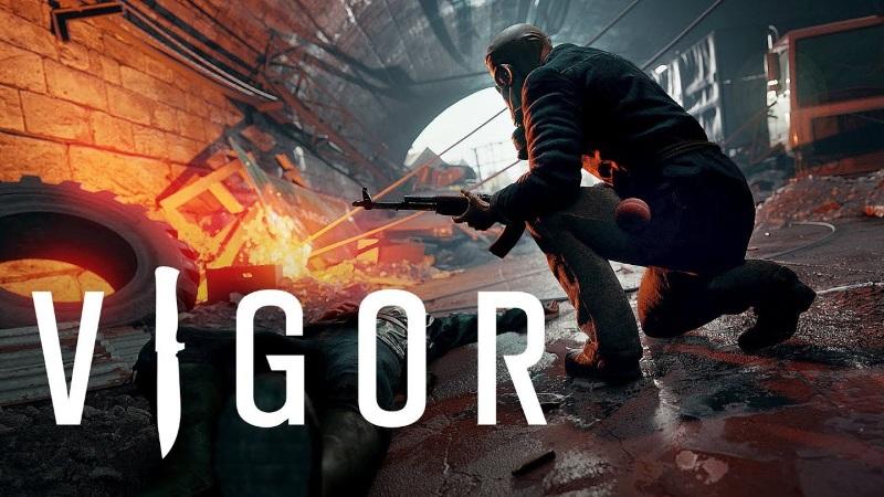 Vigor เกมยิงแนว Survival จากทีมผู้สร้าง Arma และ DayZ