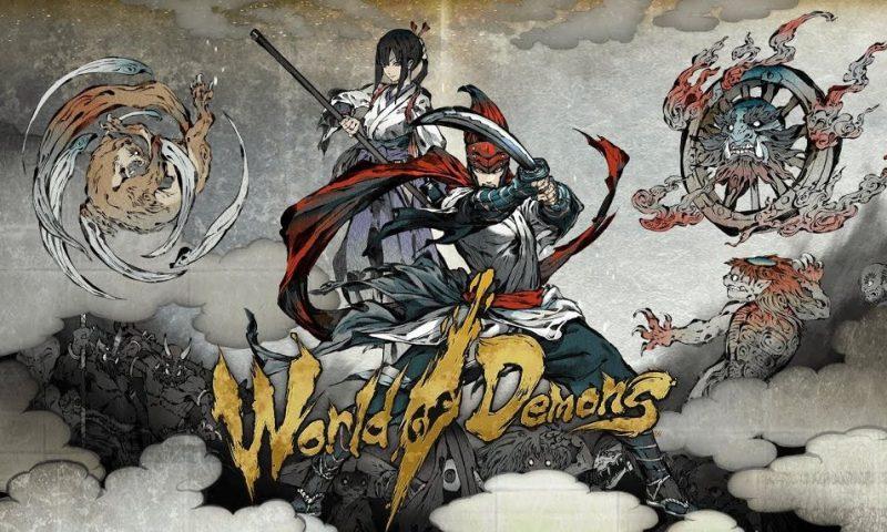 รีวิวเกม World of Demons เกมมือถือปราบมารสไตล์หมึกพู่กันญี่ปุ่นต้องเล่น