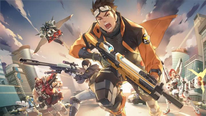 Ace Force เกมมือถือโคลน Overwatch จากค่าย Tencent