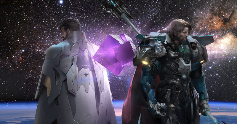 Ascendant One เปิดตัวอย่างใหม่นำเสนอระบบเกมที่ไม่เหมือนใคร
