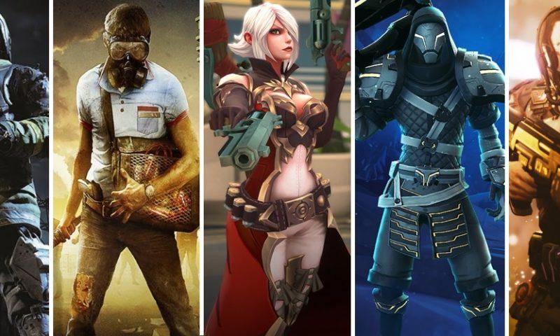 5 เกมออนไลน์แนว Battle Royale ใหม่ที่เผยข้อมูลใน Gamescom 2018