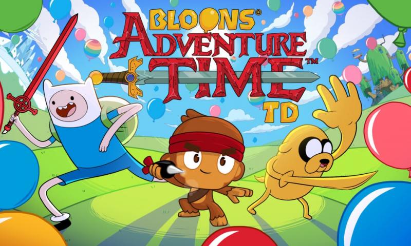 Bloons Adventure Time TD เกมแนวกันป้อมเปิดให้ลงทะเบียนล่วงหน้าแล้ว
