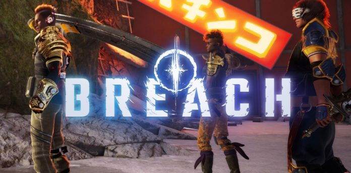 Breach เกมออนไลน์ RPG ตัวใหม่เตรียมเปิดตัวภายในปี 2019