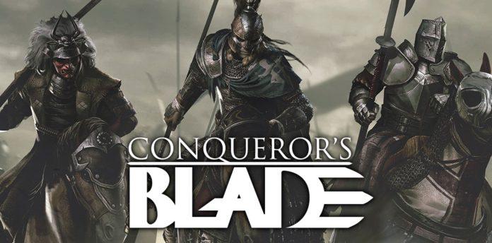 Conqueror's Blade ระเบิด CBT มหากาพย์สงคราม MMO บนเซิร์ฟอินเตอร์ เร็วๆ นี้