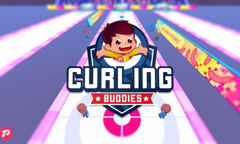Curling Buddies เกมมือถือ Casual สไตล์เด็กกวนปะทะซอมบี้