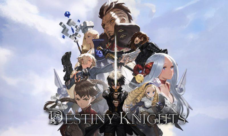 ใครอยากเริ่มใหม่เอาเลย Destiny Knights เปิดตัว Global เรียบร้อย