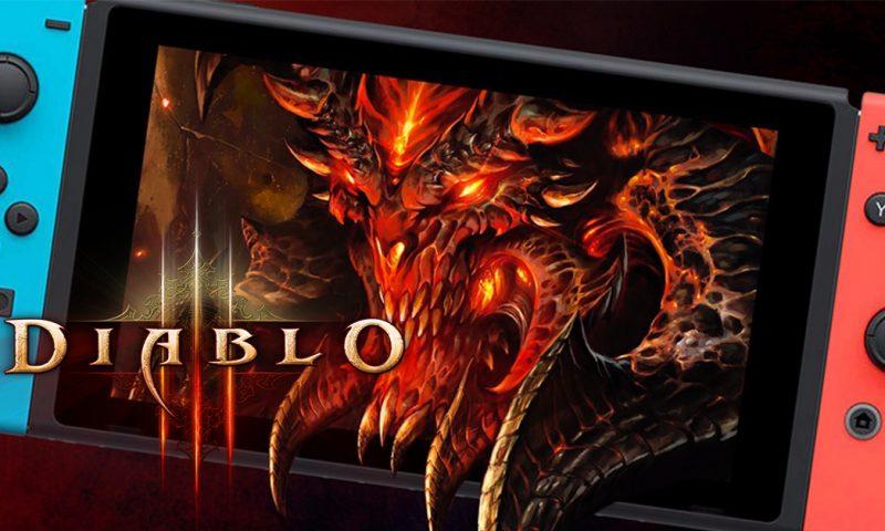 Diablo III เตรียมบุกเครื่อง Nintendo Switch ภายในปี 2018 นี้