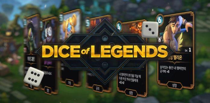 เปิดตัวเกมใหม่ Dice of Legends จากผู้สร้างเกม Kritika