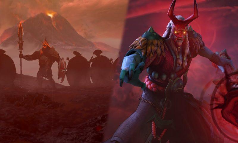 สาวกนักตี Dota2 เตรียมเฮล่าสุดเปิดเผยตัวละครใหม่ Mars และ Grimstroke