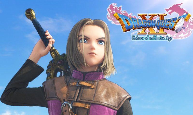 เห็นแล้วอยากเล่นเลย Dragon Quest XI อวด Trailer ใหม่สุดงาม