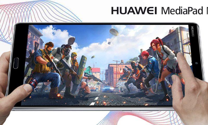 Huawei MediaPad M5 และ M5 Pro แท็บเล็ตทางเลือกใหม่สำหรับเกมเมอร์