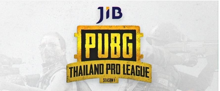 JIB PUBG THAILAND PRO LEAGUE SEASON 1 กำลังจะเริ่มขึ้น