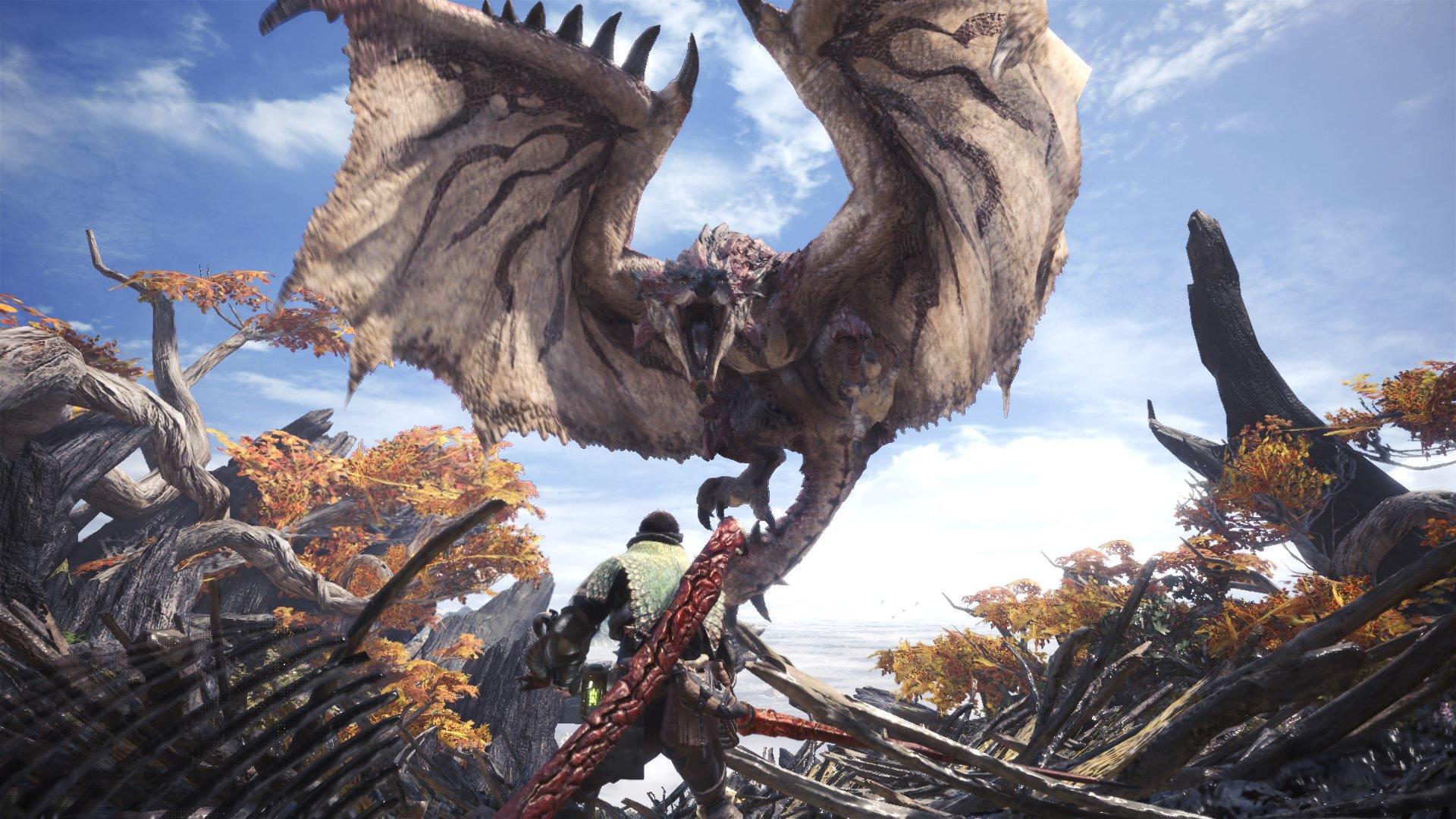 Monster Hunter World 2182018 cover