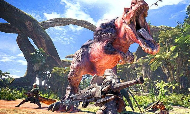 มาต่อกัน Monster Hunter World แนะนำอาวุธโคตรเยอะที่ใช้ล่ามอนสเตอร์