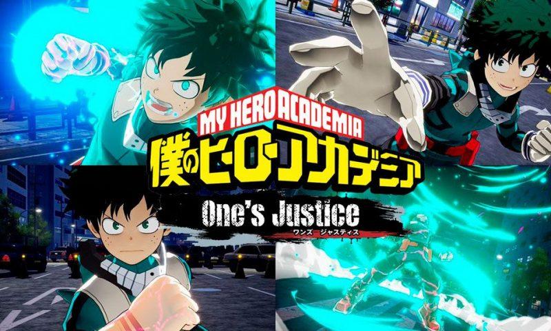 My Hero Academia: One's Justice เผย Trailer แนะนำ 20 ตัวละครสุดซี้ด