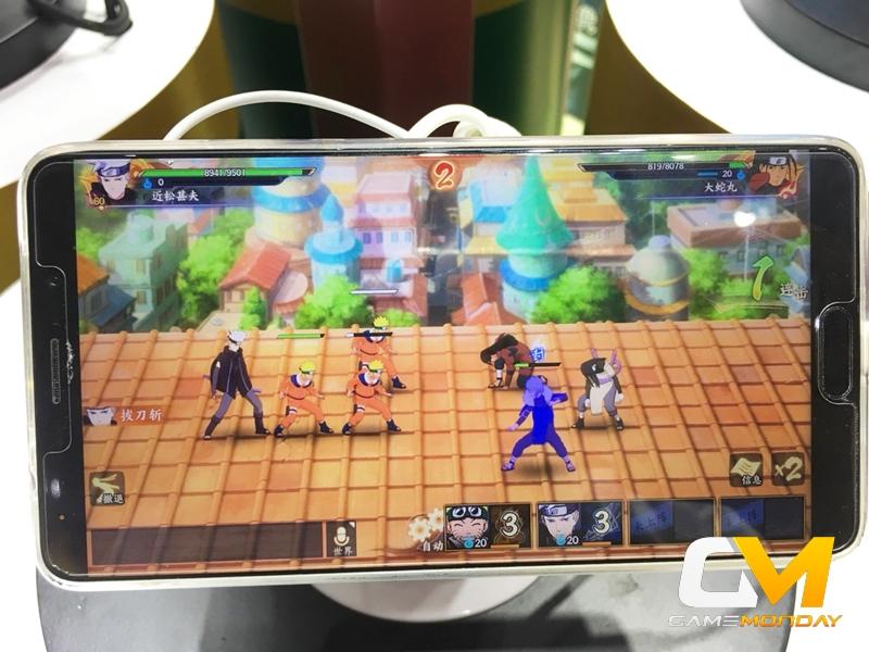 Naruto OL mobile 382018 3