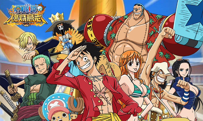 One Piece Burning Will 382018 2