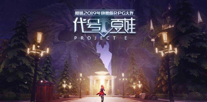Tencent เปิดตัว Project E เกมโมบายเรือธงแห่งปี 2019 กราฟิกแรงเฟร่อ