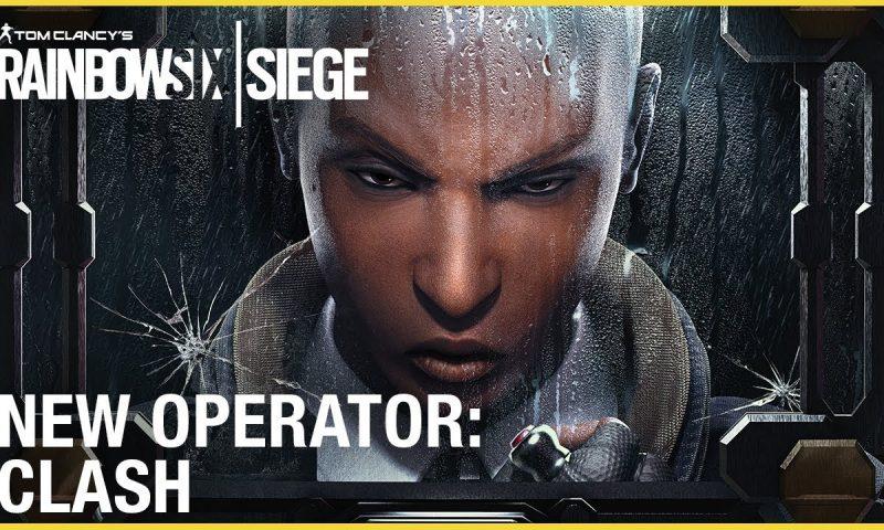Rainbow Six Siege เปิดตัว Operator ใหม่ Clash ตัวละครฝั่งป้องกัน