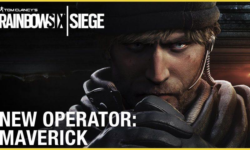Rainbow Six Siege เปิดตัว Operator ใหม่ Maverick ตัวละครฝั่งโจมตี