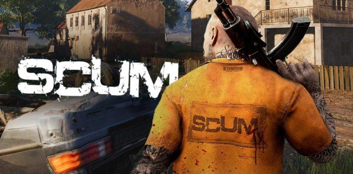 SCUM เกมสายโหด Survival รูปแบบ Open World เปิดให้จองแล้วบน Steam