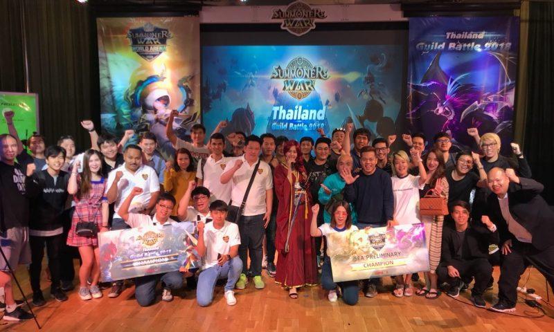 คนไทยไม่ธรรมดาคว้าแชมป์ SWC2018 ระดับ SEA อีกสมัย