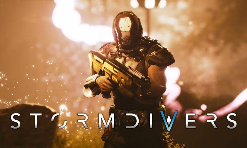 จงเชื่อในพลัง Stormdivers เกมยิง Battle Royale สุดล้ำ