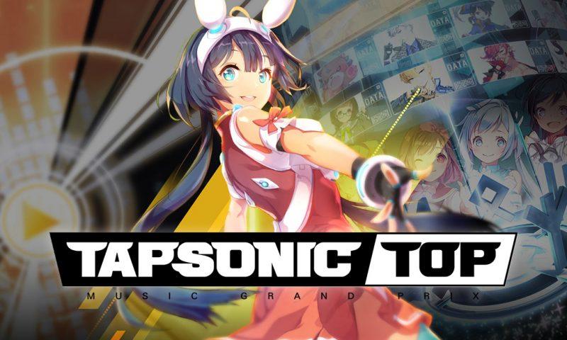 TAPSONIC TOP เกมดนตรีสไตล์ Djmax เตรียมเปิดตัวเวอร์ชั่นญี่ปุ่น
